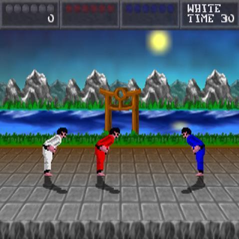 Karate Spiele